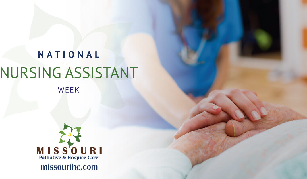National Nursing Assistant Week