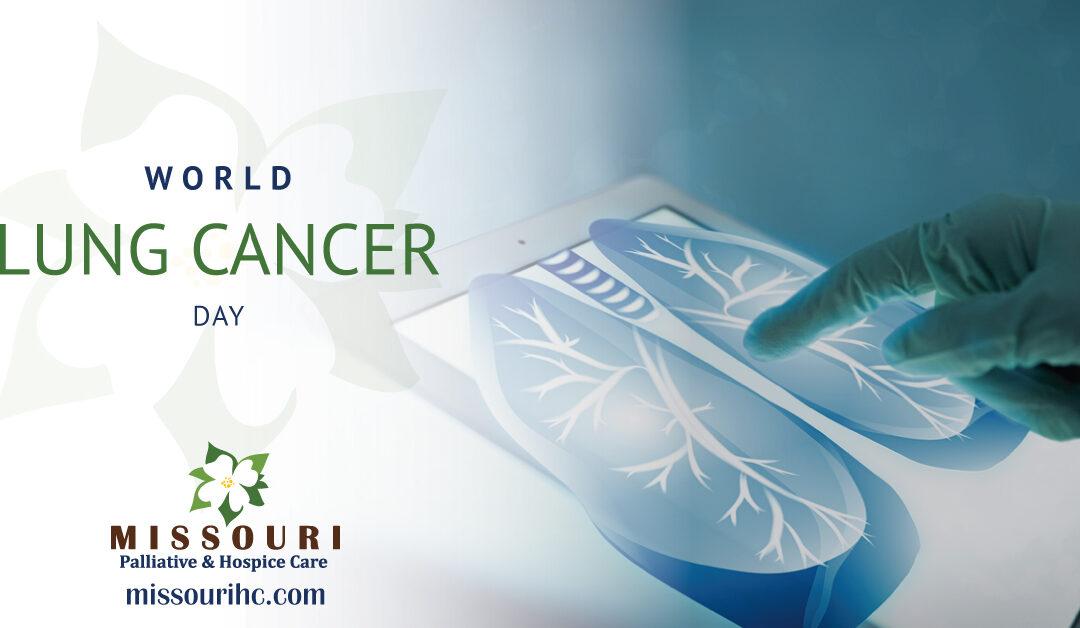 World Lung Cancer Day – August 1
