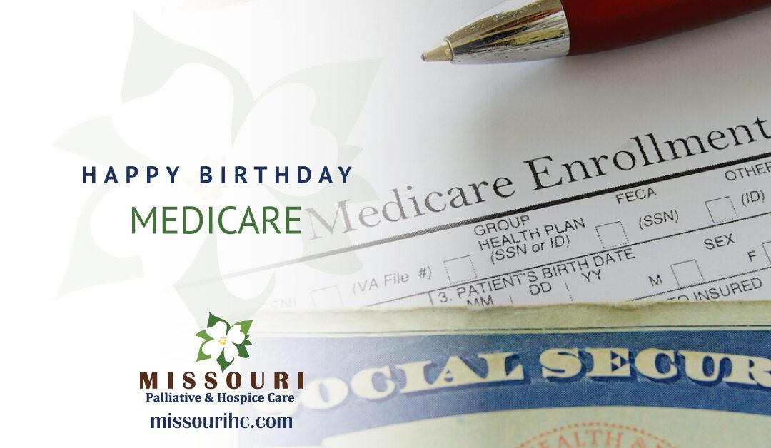 Happy Birthday, Medicare!